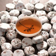 300g Hunan Anhua 10 Years Aged 1st Class Tuo Dark Cha Brew Resistant Black Tea from buy-china-tea