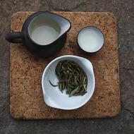 Jasmine Baihao Silver Needle from Eastcott & Burgess Tea Bottega