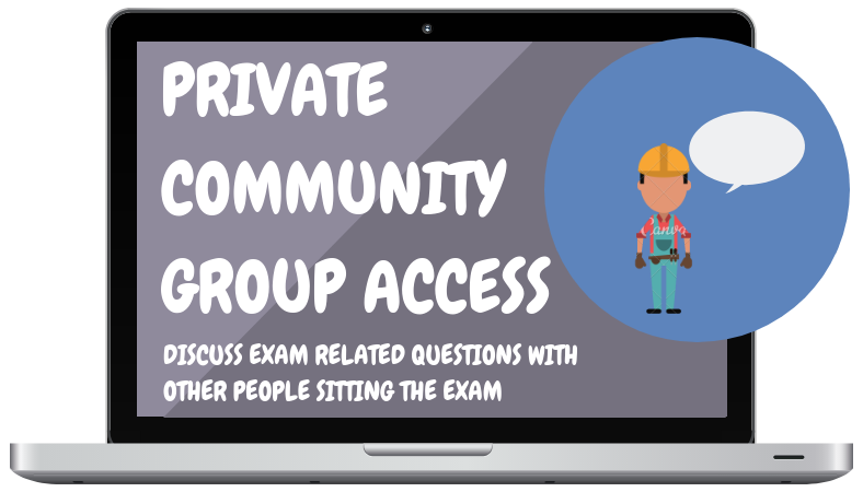 Certifying Plumbing Exam Refresher Course - Private Community Support Group