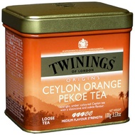 Ceylon Orange Pekoe (loose leaf) from Twinings