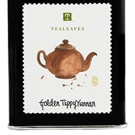 Golden Tippy Yunnan from Tealeaves