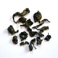 Tie Guan Yin (kräftig) from Queen Cha. Oolong Tee