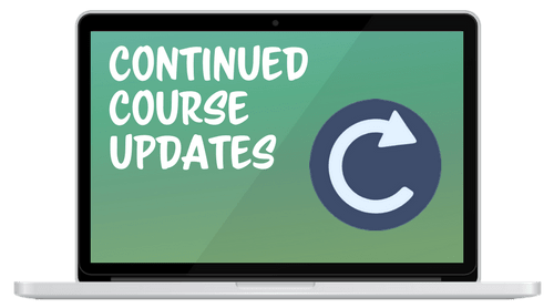 launch your blog course updates