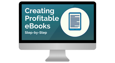 become a six-figure blogger selling eBooks
