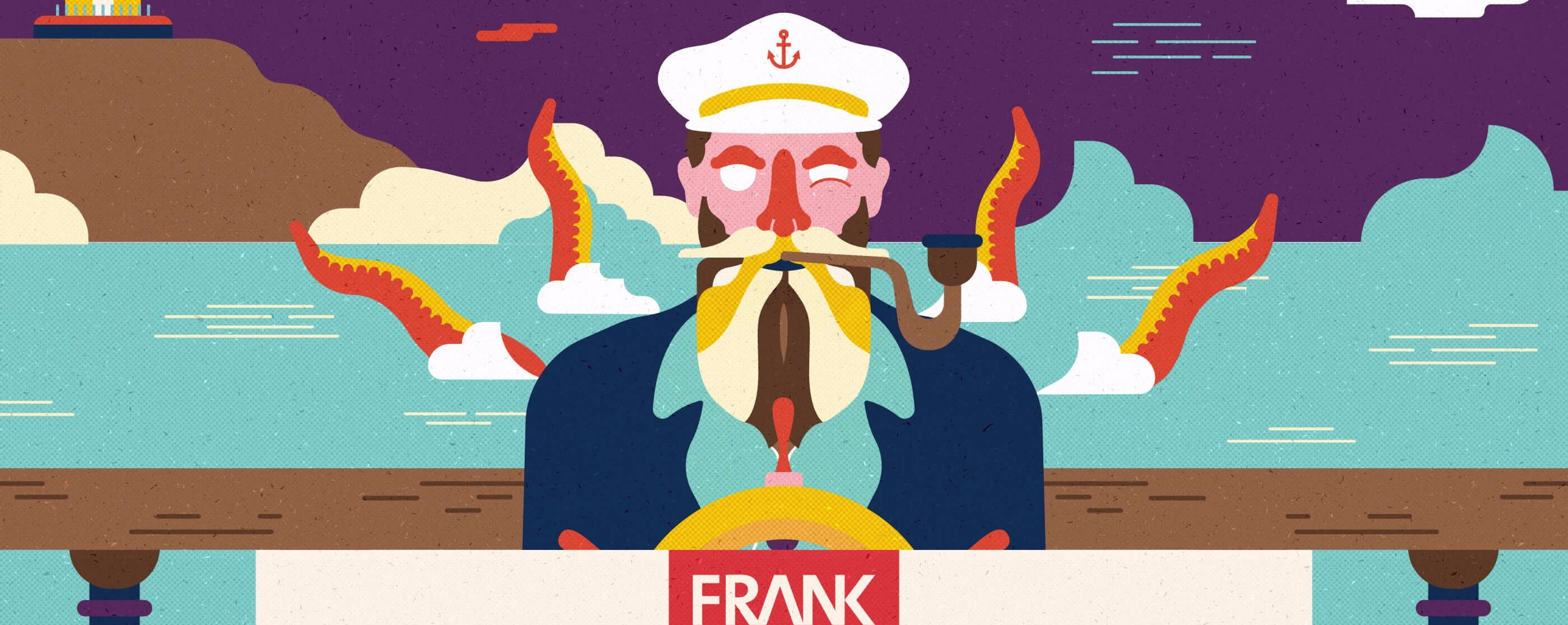 FRANK Presents: Bandwagon Riverboat II