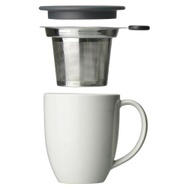 Uni Brew-In-Mug with Infuser and Lid from Forlife