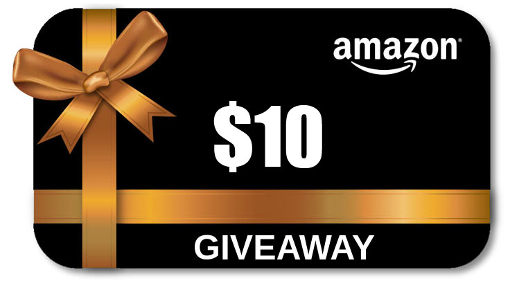 $10 Amazon Gift Card & Audiobook Code For Book One, Corruption (1 Winner)