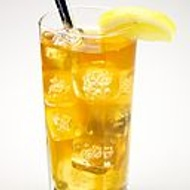 Iced tea from Me, myself, and I.