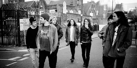After releasing 5 albums in 2017, King Gizzard & The Lizard Wizard will put out a new album this year