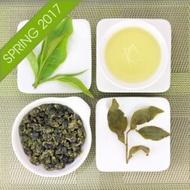 Meishan Qing Xin High Mountain Spring Oolong Tea, Lot 613 from Taiwan Tea Crafts