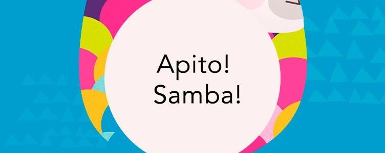 Apito! Samba! (7 Oct)