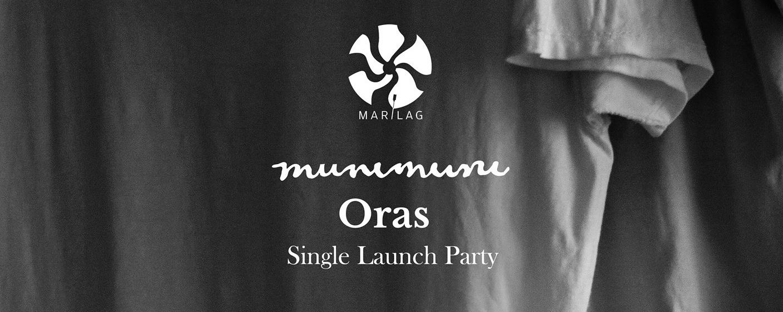 Oras: Single Launch Party