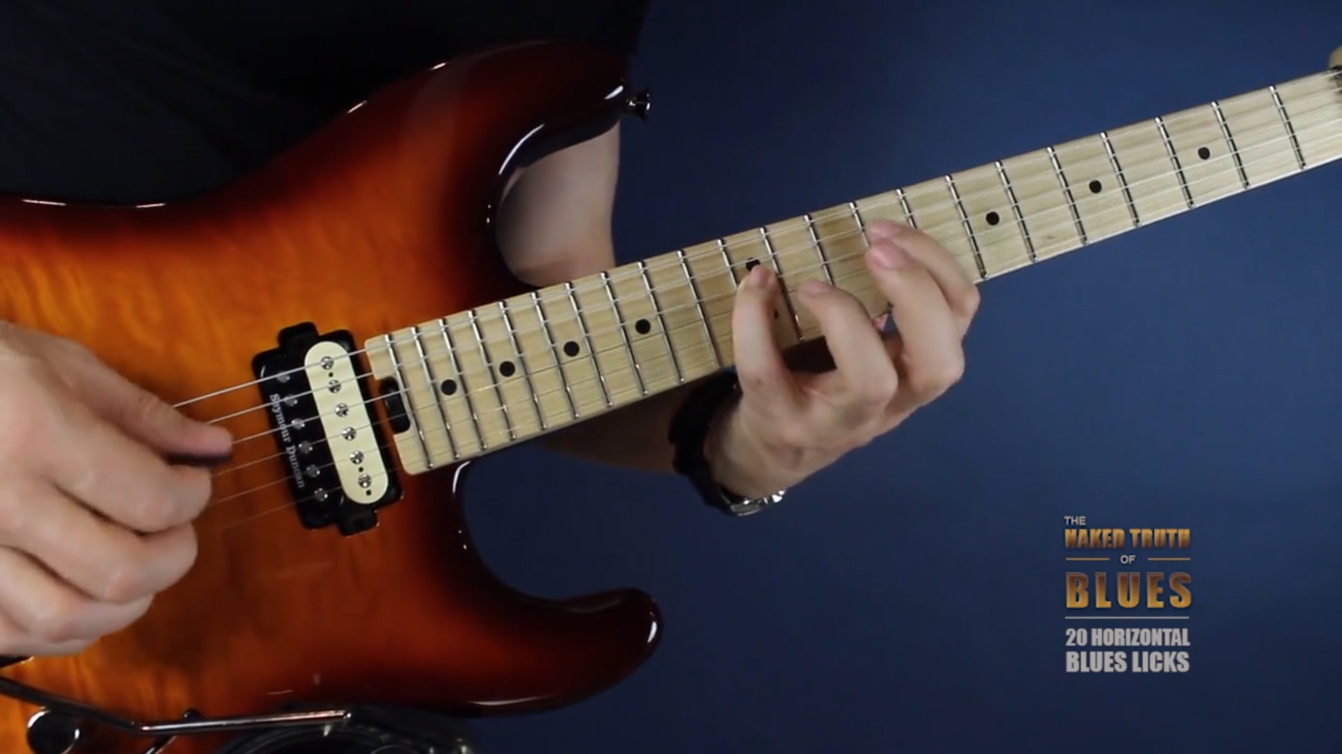 THE NAKED TRUTH OF BLUES | GUITARMASTERY