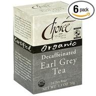 Decaffeinated Earl Grey from Choice Organic Teas