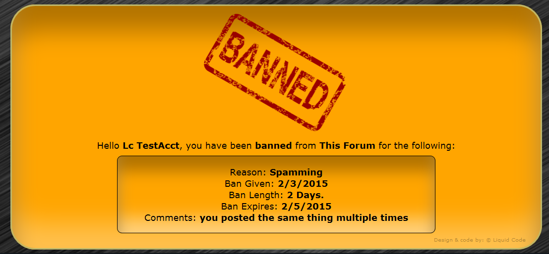 Custom Banned Screen  How to change the word in another language. ZfYnkW4SAOF9XyAbYByg+testbanned