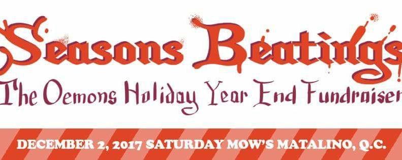 The Oemons present: Season's Beatings!