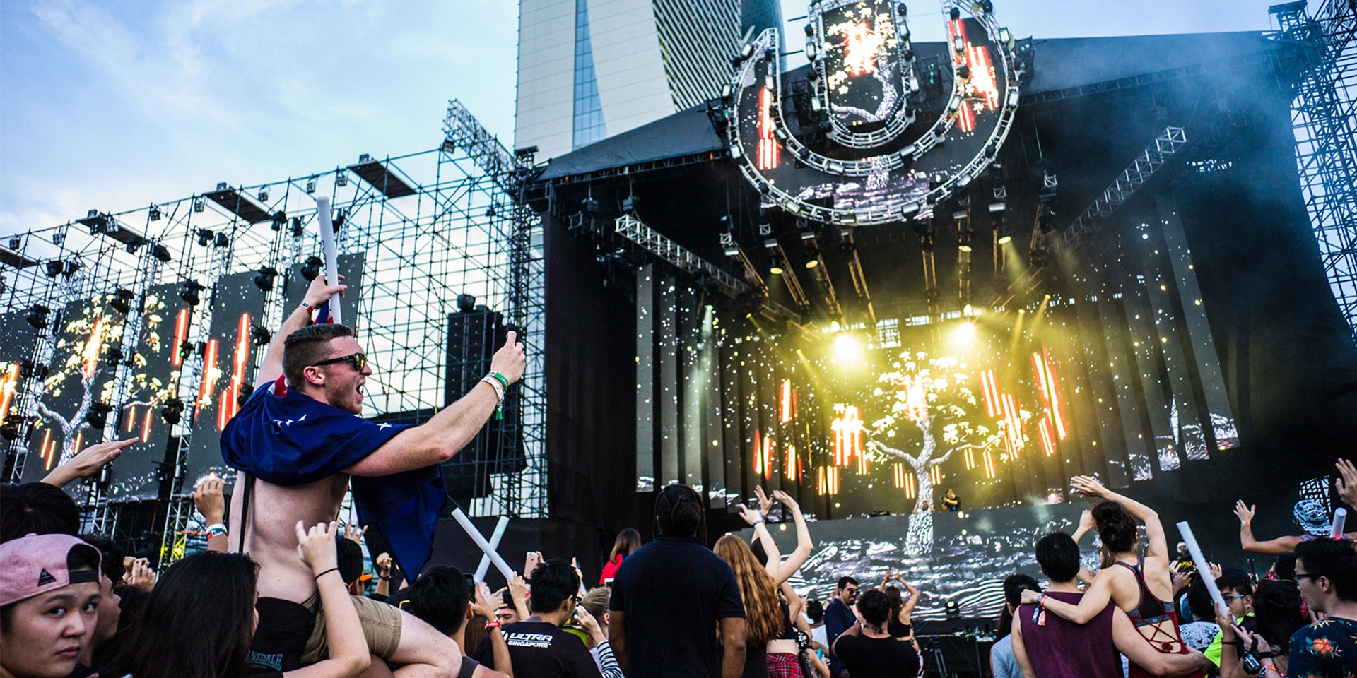 PHOTO GALLERY: All the sweaty EDM madness at Ultra Singapore 2016