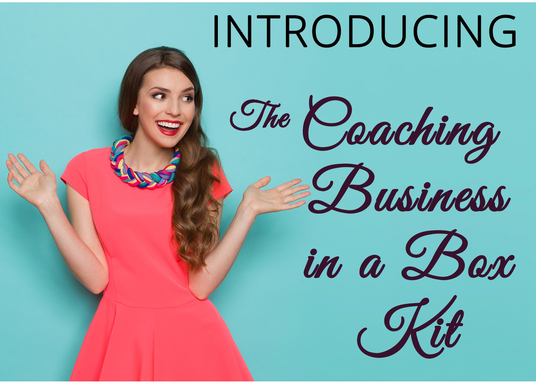 The coaching business in a box kit womanifesting universeity coaching business in a box kit templates accmission Images