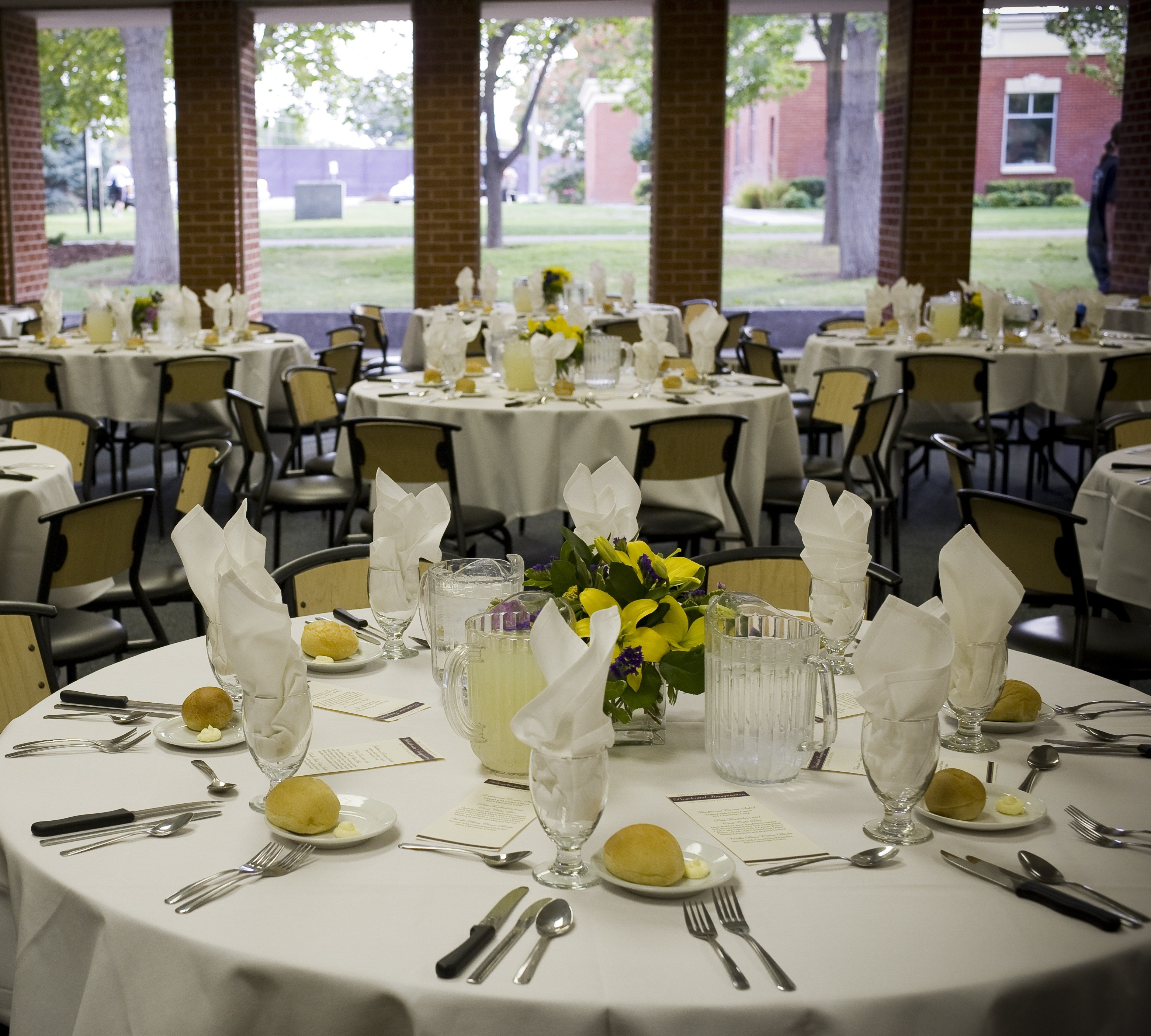 Simplot Dining Hall Party Room Venue For Rent In Caldwell