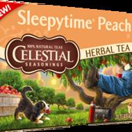 Sleepytime Peach from Celestial Seasonings