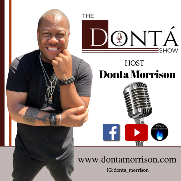 The Donta Show promopng