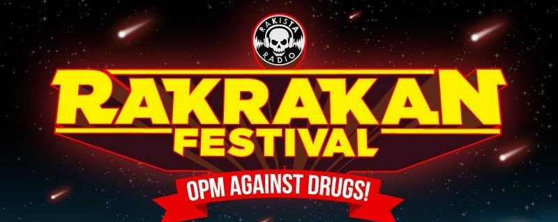 Rakrakan Festival : OPM Against Drugs