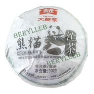 "2012   Menghai Dayi ""Panda Teardrop"" Classical Raw Pu'er Tea (100g/teardrop) from Menghai Tea Factory"