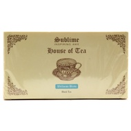 Wellness Brew from Sublime House of Tea