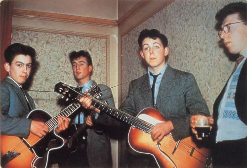 early beatles songs