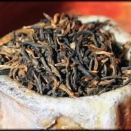 Keemun Top Shelf, Spring 2018 from Whispering Pines Tea Company