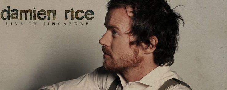 DAMIEN RICE - Live in Singapore
