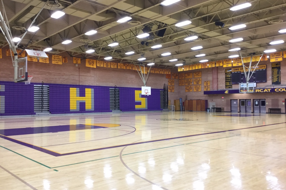 Facility Rentals Sabino High School Old Gym