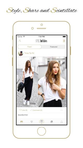 Instagram clone - iOS App Template + free backend