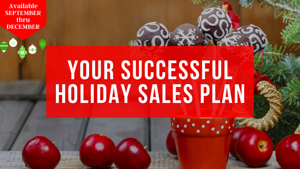 Discover how to plan for a successful holiday sales season from the Sugar Coin Academy, a Business Training Program for Bakers and Sweet Treat Makers.