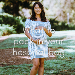Hospital Bag Checklist by Let Mommy Sleep on Amazon