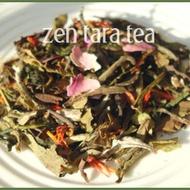 Organic Cherry Blossom White Tea from Zen Tara Tea