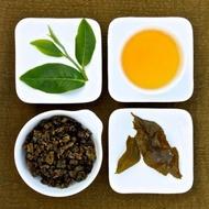 Dong Ding Oolong Tea, Lot # 113 from Taiwan Tea Crafts