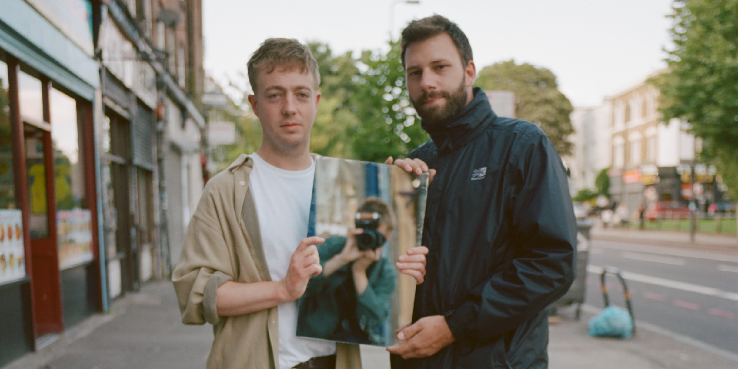 "Mount Kimbie: ""We're just as clueless as when we started and just as excited to do the work, but in different ways"""