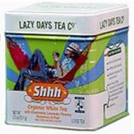 SHHH from Lazy Days Tea Company