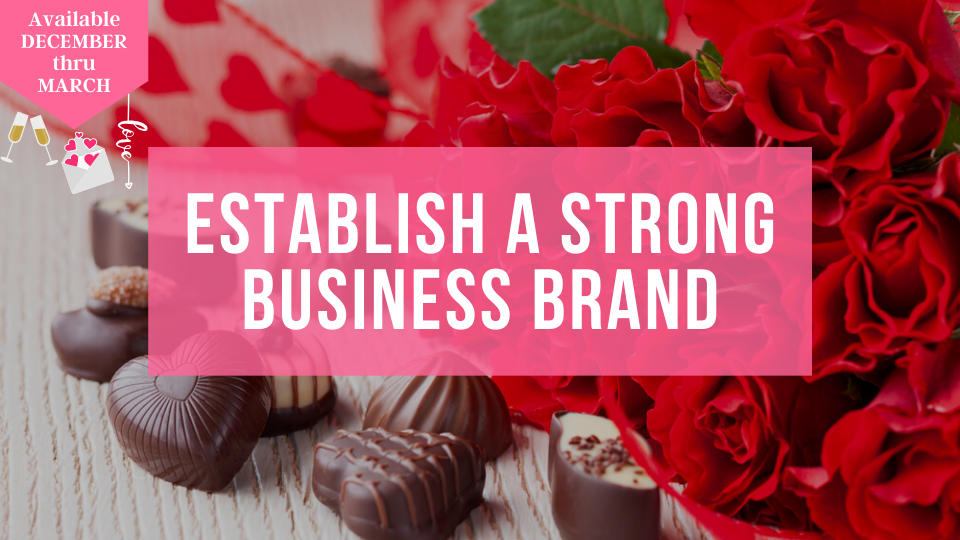 Learn how to rebrand your baking and sweets business from the Sugar Coin Academy, Business Education for Bakers.
