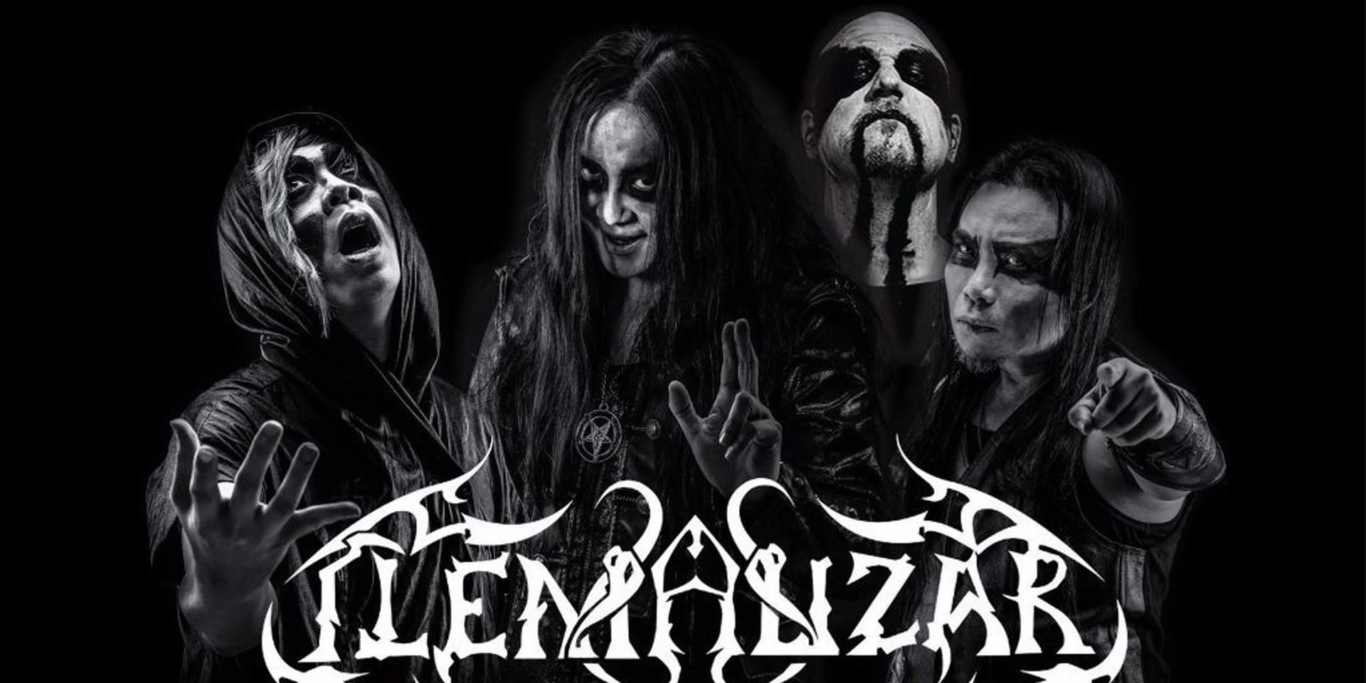 LISTEN: Black metal veterans Ilemauzar release first LP in 20 years